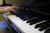 piano, music, blues