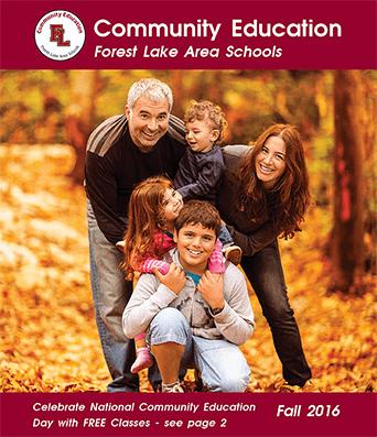 Fall 2016 CE Catalog