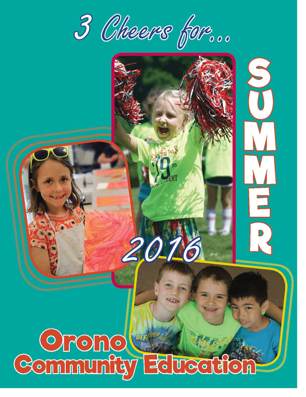Summer Brochure