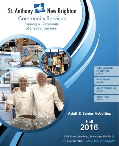 Fall 2016 brochure