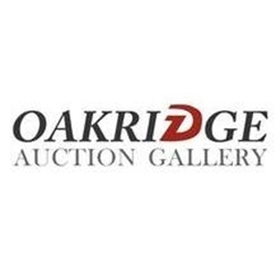 Oakridge Auction Gallery Logo