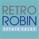 Retro Robin Estate Sales, LLC Logo