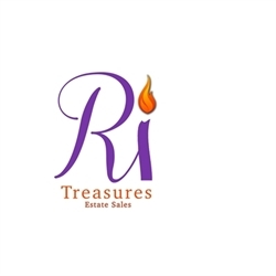Reinvent Treasures Estate Sales Logo
