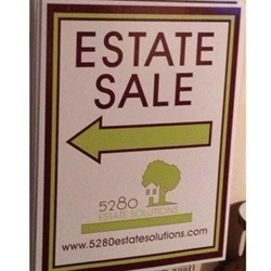 5280 Estate Solutions Logo