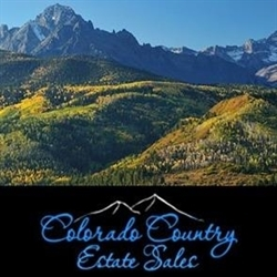 Colorado Country Estate Sales Logo