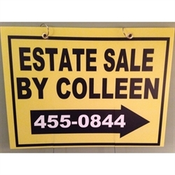 Estate Sales By Colleen Logo