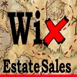 Wix Estate Sales