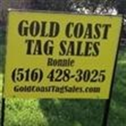 Gold Coast Tag & Estate Sales Logo