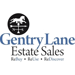 Gentry Lane Estate Sales Logo