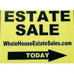 Whole House Estate Sales Logo