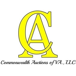 Commonwealth Auctions of VA, LLC Logo