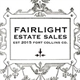 Fairlight Estate Sales Logo