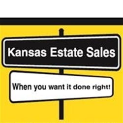Kansas Estate Sales LLC Logo