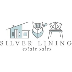Silver Lining Estate Sales & Liquidation Logo