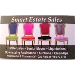 Smart Estate Sale Services Logo