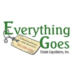 Everything Goes Estate Liquidators Logo
