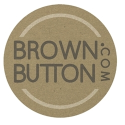 Brown Button Estate Sale Services Logo