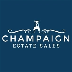 Champaign Estate Sales Logo