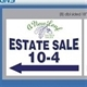 A New Leaf Estate Sales Logo
