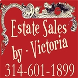 Estate Sales by Victoria Logo