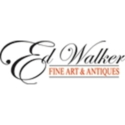 Ed Walker Fine Art & Antiques Logo
