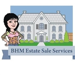 BHM Estate Sale Services Logo