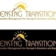 Sensing Transitions Logo