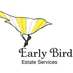 Early Bird Estate Services Logo
