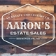 Aaron's Estate Sales, LLC. Logo