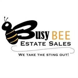 Busy Bee Estate Sales Logo