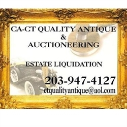 ANTIQUES AUCTIONS & ESTATE SALES
