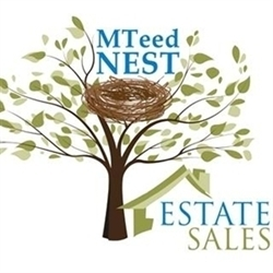 Mteed Nest Estate Sales Logo