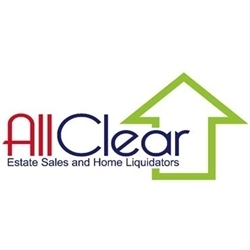 All-Clear Estate Sales & Home Liquidators Logo