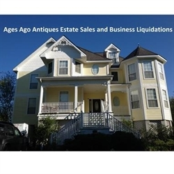 Ages Ago Estate Sales and Business Liquidations Logo