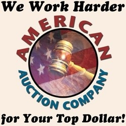 American Auction Company Logo