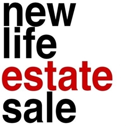 New Life Estate Sale Logo