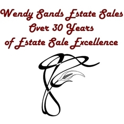 A Wendy Sands Sales Logo