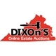 Dixon's Auction & Estate Sales Logo