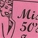 Miss 50's Estate Sales & Renovations Logo