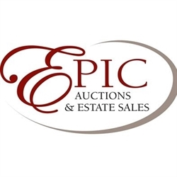 Epic Auctions & Estate Sales Logo
