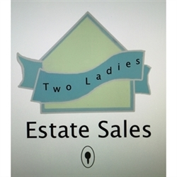 Two Ladies Estate Sales Logo