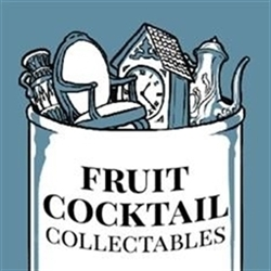 Fruitcocktail Collectibles , LLC Estate Sales & Appraisals Logo