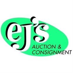 Ej's Auction & Consignment Logo