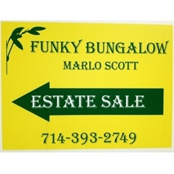 Funky Bungalow Estate Sales
