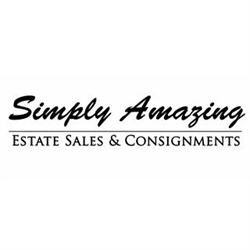 A Simply Amazing Estate Sale + Consignment Logo