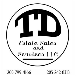 T D Estate Sales And Services LLC Logo