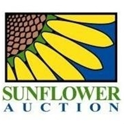 Sunflower Auction Logo