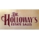 Dr. Holloway's Estate Sales Logo