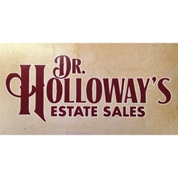 Dr. Holloway's Estate Sales