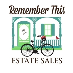 Remember This Antiques & Estate Sales Logo